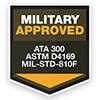 NANUK Military Approved